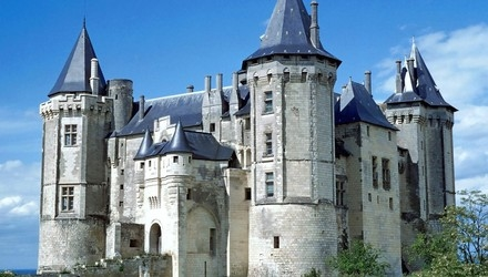 Most beautiful castles in france europe hd wallpaper